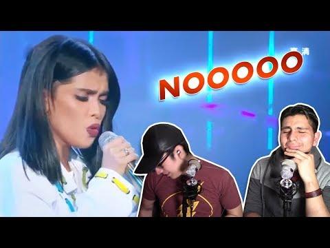 GUYS REACT TO KZ Tandingan 'See You Again' (Singer 2018)