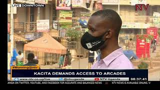 ON THE GROUND: KACITA writes to task force over fate of goods locked up in arcades