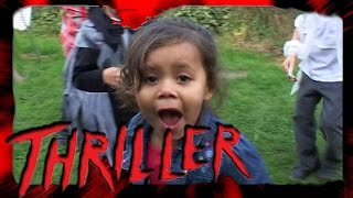 Thriller Kids Parody