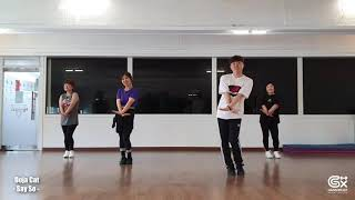 #도자캣#세이쏘#댄스소그룹레슨