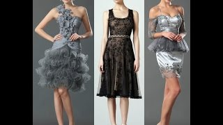 видео Коктейльные платья лето 2014