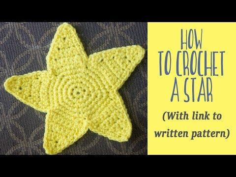 Crochet Star Plush Toys Free Patterns [Instructions] | 360x480