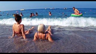 Аланья Турция Lumos Deluxe Resort обзор отеля в сентябре 2020