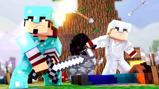 Minecraft: CONTRA 2 HACKERS - EGG SKY WARS ‹ AMENIC ›