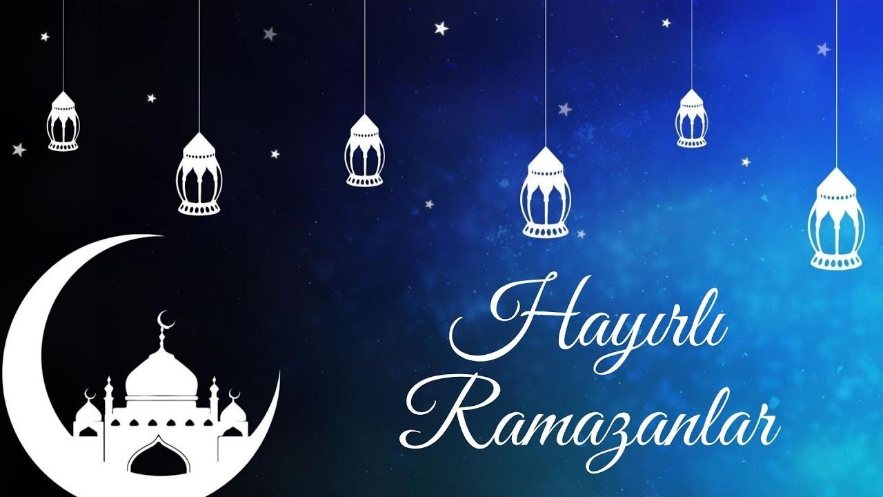 Hadislerle Ramazan Mesajı / En Güzel Ramazan Mesajları