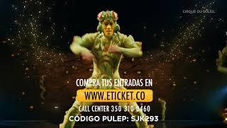 OVO del Cirque Du Soleil llega a Medellín