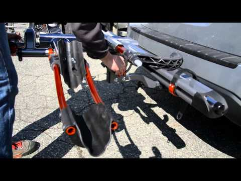 """Kuat NV 2"""" Bike Hitch Rack Review by Performance Bicycle"""