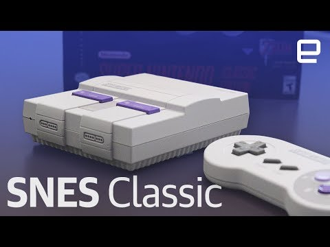 Nintendo SNES Classic hands-on