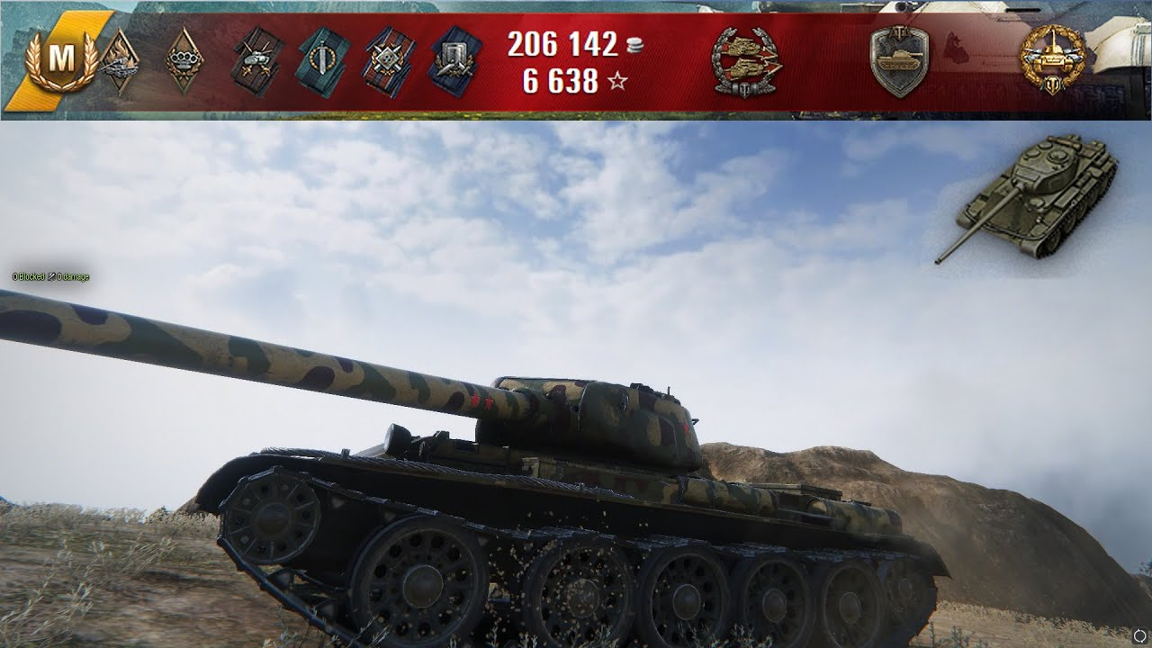 20+ World Of Tanks T 54 Mod Pictures and Ideas on Weric