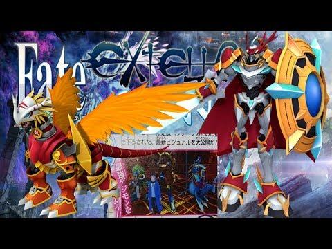 Olympus 12 Revealed For Hacker Memory, Ancient Greymon And Gallantmon X In Digimon Linkz