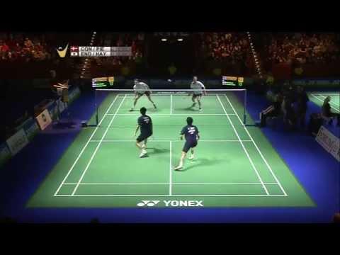 Petersen/Kolding vs Endo/Hayakawa | MD SF Match 1- Yonex German Open 2015
