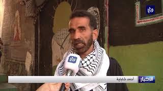 جداريات في المخيمات الأردنية تجسد القضية الفلسطينية وتؤكد حق العودة