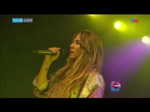 Jimena Barón - La Tonta (La Trastienda 08/11/2017)