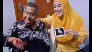 Kegembiraan Menyelimuti Rumah Tanggal Artis Kiwil Pasca Istri Hamil Lagi - Obsesi 07/03