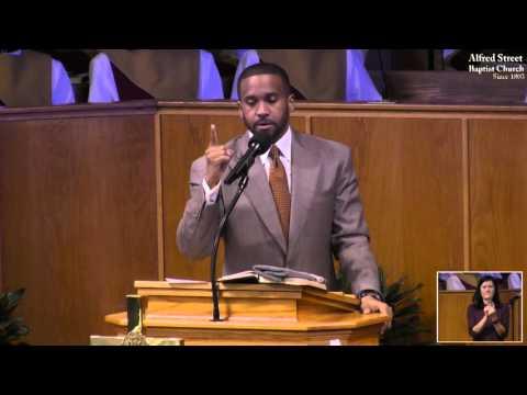 "January 3, 2016 ""A Reciprocal Response"" Pastor Howard-John Wesley"