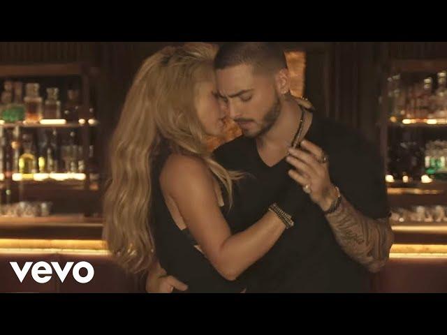 Shakira y Maluma publican una versión salsa de su tema 'Chantaje'