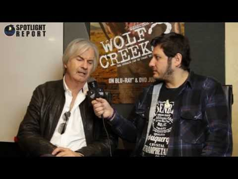 Interview: John Jarrat (Wolf Creek's Mick Taylor)