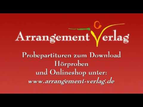 Wege zum Glück, Chornoten im Arrangement-Verlag