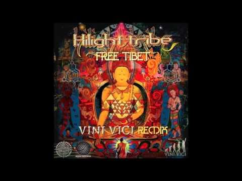 Highlight Tribe - Free Tibet (Vini Vici Remix) ASOT 747