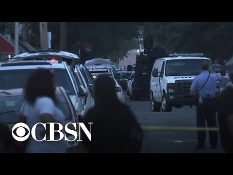 """""""Shots fired"""": Dramatic police recording released in Philadelphia shooting"""