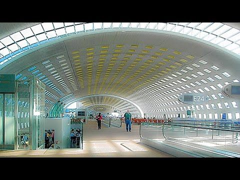 Charles De Gaulle International Airport, Paris, CDG