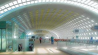 Charles De Gaulle International Airport, Paris, CDG