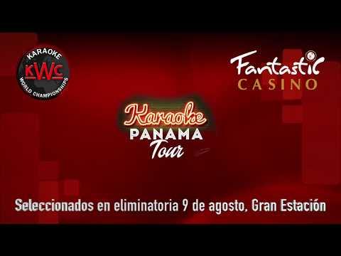 Karaoke World Championships PANAMA - Fantastic Karaoke Tour