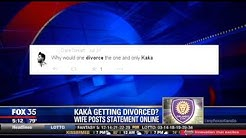 FOX35 KAKA DIVORCE