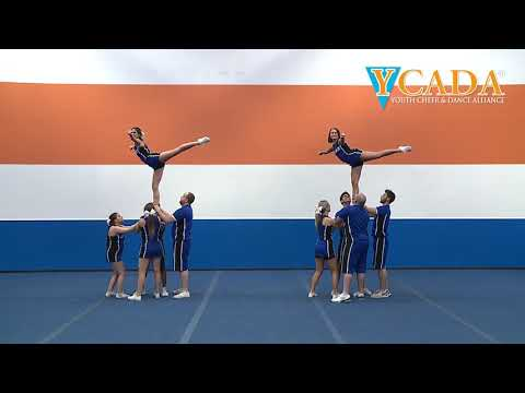 18YCADA   Skill Games   L2 Stunts & Pyramid