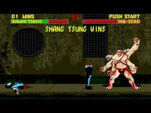 Download Mortal Kombat 2 Shang Tsung