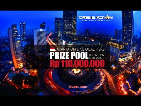 Crisis Action Jakarta Offline Tournament Final(live)