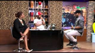 The Night Show - Interview with Zoro (Musician) Pt.1 | Wazobia TV