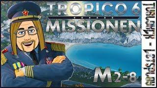 [LP] Tropico 6_Missionen #016 - Alle wieder zufrieden [deutsch]