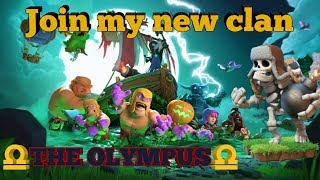 Clash of Clans+And im back