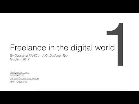 Freelance in the digital world - Part 1