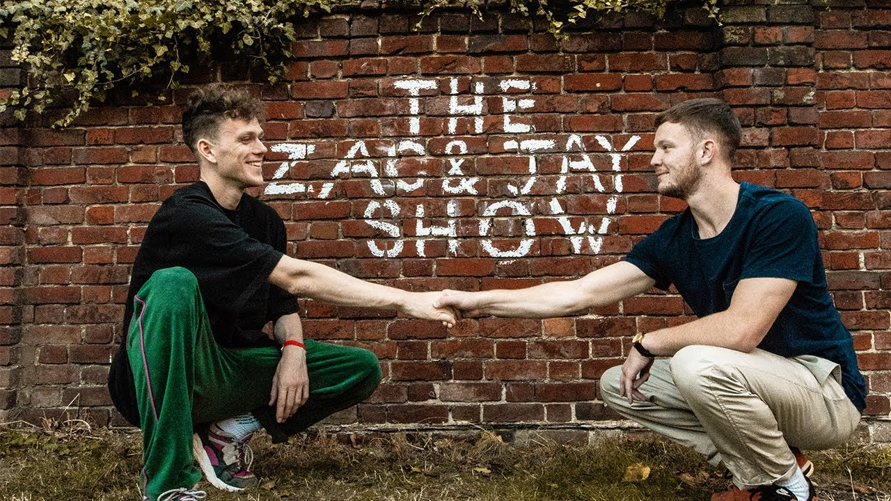 Image result for the zac and jay show