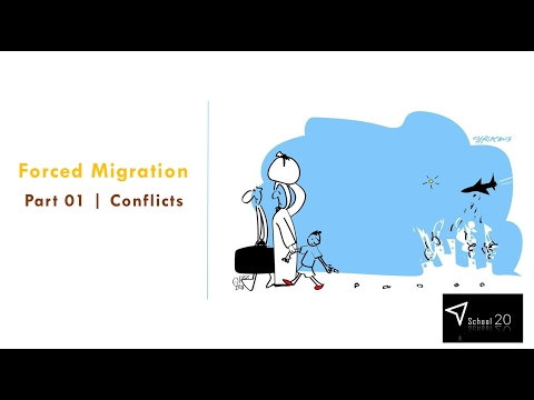 Forced Migration | Part 01 | Conflicts