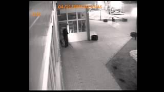 ограбление кофейного автомата