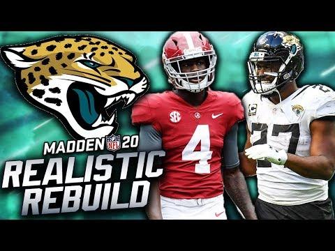 Rebuilding the Jacksonville Jaguars | Gardner Minshew to Jerry Jeudy is Crazy! Madden 20 Franchise