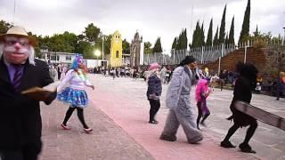 Remate de catrinas Tepeyanco 2017