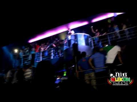 "Mad Lion & Edley ""Shine"" Born Jamericans - Lobby Discoteca Medellin - Live - [DANTH FILMS] 2013"