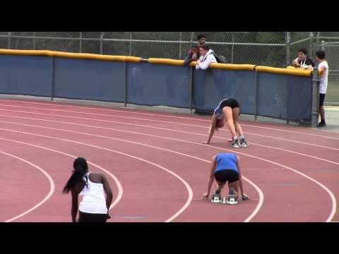 Agoura High School Track vs. Calabasas 4x100 Varsity - Videos