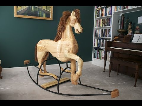 Making a Wooden Rocking Horse