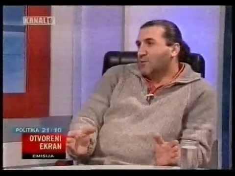 Bozidar Popovic,Otvoreni ekran,Kanal 9 Novi sad 1