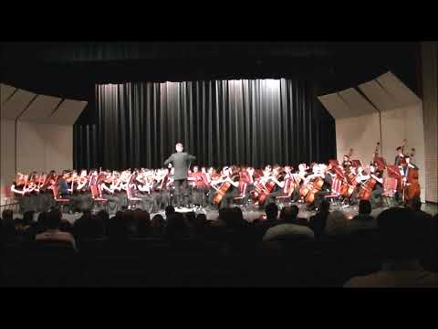 To A Wild Rose By MacDowell, Arr  Leland Forsblad - 2018 Carmel Middle School 8th Grade Orchestra