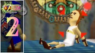 The Legend Of Zelda Majora's Mask Randomizer Episode 2 Right On Time
