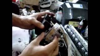Brother Printer J 100 Sensor Canot Detec / replace pcb sensor ink tank