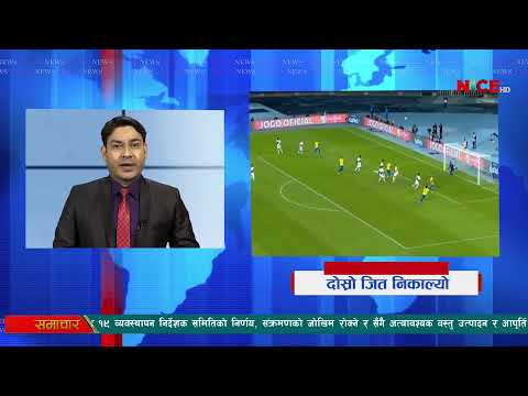TOP 10 NEWS    2078 -03 - 04  @  10:00 AM    NICE TV HD