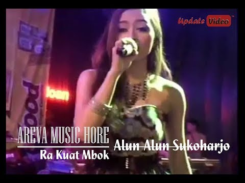 AREVA MUSIC HORE - Lagu Terbaru Ra Kuat Mbok    alun alun sukoharjo 25-08-2017 - agoeng12