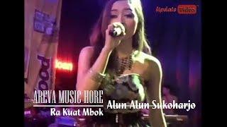AREVA MUSIC HORE - Lagu Terbaru Ra Kuat Mbok || alun alun sukoharjo 25-08-2017 - agoeng12